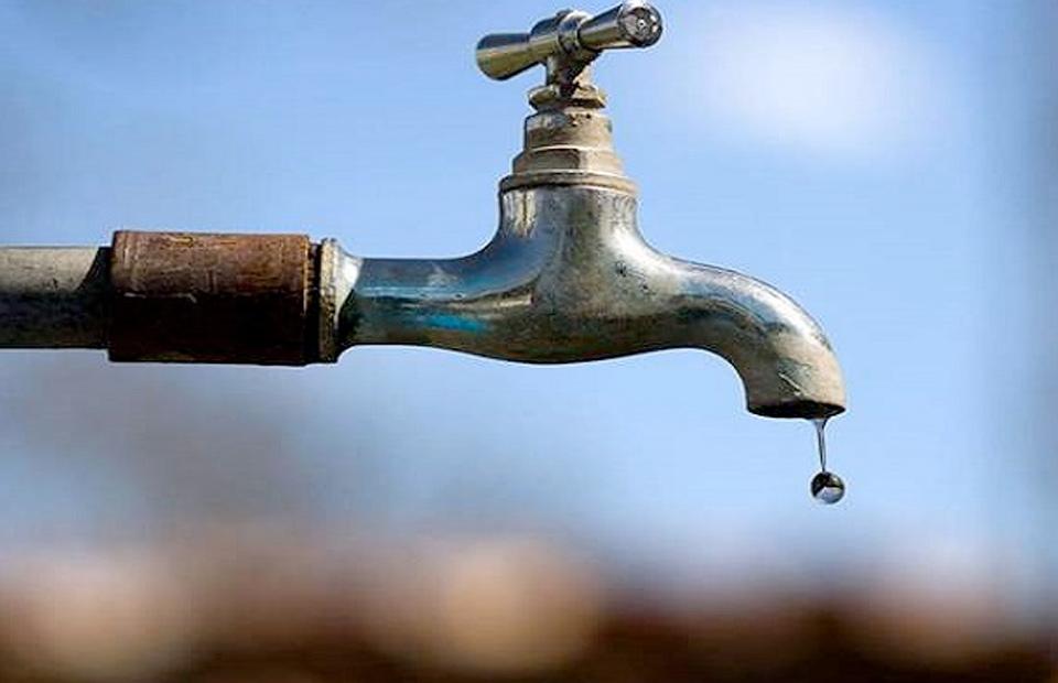 قطع المياه عن منطقة شرق المحطة في أشمون يومي السبت والإثنين