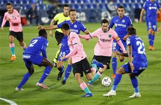 موعد مباراة برشلونة وخيتافى اليوم الخميس في الدوري الإسباني والقناة الناقلة