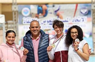 اتحاد الغوص والإنقاذ ينظم مهرجان السباحة بالزعانف بمناسبة أعياد تحرير سيناء