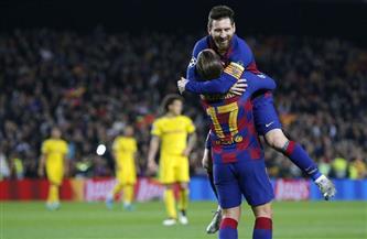 ميسي وجريزمان يقودان التشكيل المتوقع لبرشلونة أمام خيتافى