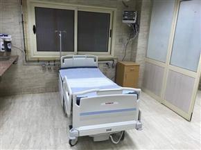 """""""صحة"""" سوهاج تقرر زيادة عدد أسرة العناية المركزة  بالمستشفى العام   صور"""