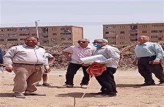 متابعة أعمال مشروعات تطوير الريف المصرى بطما | صور