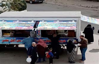 """""""تموين القاهرة"""" تتابع منافذ توزيع السلع والخضروات ومطابقتها للمواصفات في رمضان"""