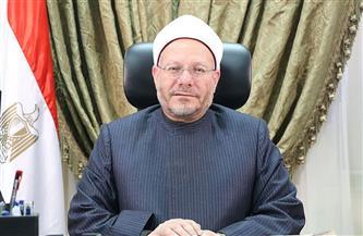المفتي: الرئيس السيسي قاد مصر إلى بر الأمان