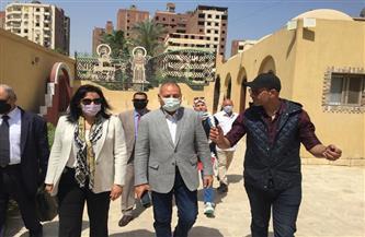 """نائب محافظ القاهرة: زيارة نائب وزير السياحة لحي المطرية لمتابعة تطوير """"شجرة مريم"""""""