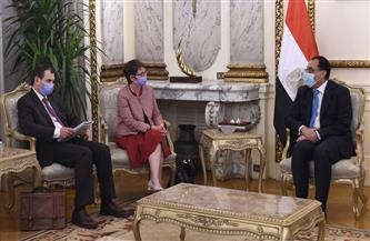 مدبولي: مصر لديها قصة نجاح حقيقية مع البنك الأوروبي لإعادة الإعمار
