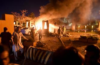 مصر تعرب عن إدانتها للهجوم الإرهابي الذي استهدف فندقا جنوب غربي باكستان