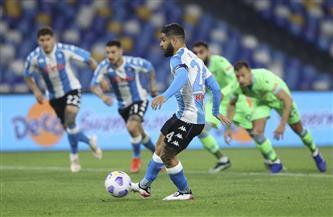 نابولي يكتسح لاتسيو بخماسية في الدوري الإيطالي