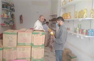 """ضبط 90780 عبوة وقطعة """"حلوى جافة وعسل نحل"""" داخل مصنع بالإسكندرية"""