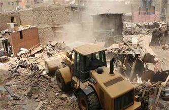 لليوم الخامس.. استمرار أعمال الإزالة في منطقة بطن البقرة العشوائية بمصر القديمة