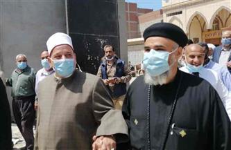 شاركت الكنيسة في بنائه..افتتاح مسجد العزيز الرحيم بمنطقة المراغي بالإسكندرية| صور