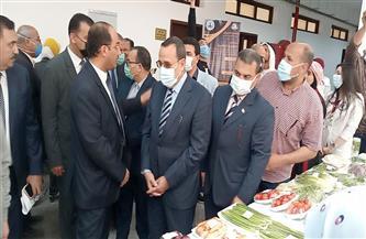 محافظ شمال سيناء: الدولة أنفقت 650 مليار جنيه على مشروعات البنية التحتية في سيناء  صور