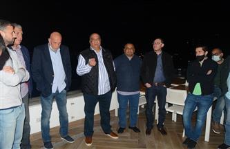 مصيلحي يحفز سلة الاتحاد قبل مواجهة سبورتنج في كأس مصر