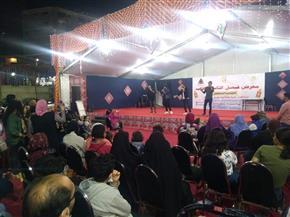الاحتفال بذكرى نصر العاشر من رمضان ضمن فعاليات معرض فيصل للكتاب | صور