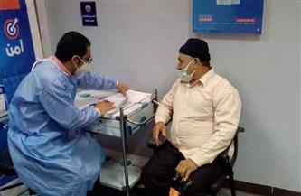 استمرار تطعيم كبار السن والأمراض المزمنة بحميات الأقصر| صور