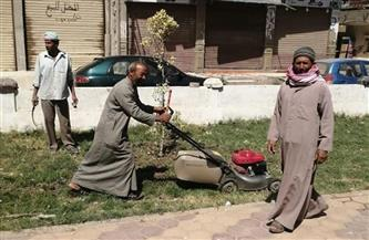 محافظ كفر الشيخ يقرر إعادة تأهيل الحديقة العامة غرب العاصمة |صور