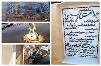 إنجاز ملموس ومشروعات تنموية.. افتتاح 52 مشروعًا بتكلفة ملياري جنيه في عيد تحرير سيناء  صور