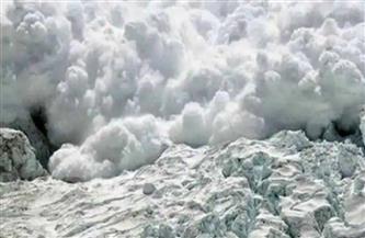 مقتل 8 على الأقل في انهيار جليدي بولاية هندية