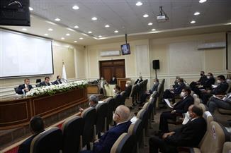 """""""الأعلى للجامعات"""" يبحث إنشاء فرع لجامعة عين شمس بتنزانيا"""