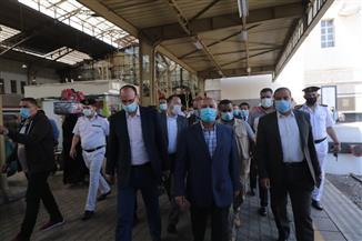 وزير النقل: تعيين خريجي معهد وردان بهيئة السكة الحديد.. ولا تهاون في عقاب أي مقصر