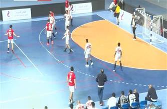 انتهت .. الأهلي (26 - 23) الزمالك - نهائي كأس مصر لكرة اليد