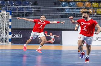 الأهلي بطلًا لكأس مصر لكرة اليد بعد الفوز على الزمالك (26-23)