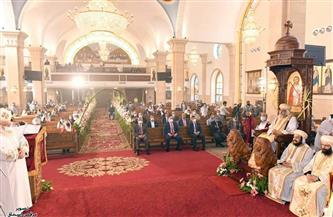 سفارة مصر بأوتاوا تهنئ آباء الكنيسة الأرثوذكسية القبطية فى كندا والجالية المصرية بأحد الشعانين