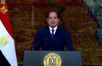 الرئيس السيسي: سيظل يوم تحرير سيناء يجسد ذكرى خاصة فى وجدان كل مصري