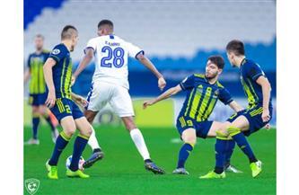 الهلال يسقط في فخ التعادل أمام الباطن في الدوري السعودي