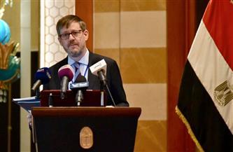 """نائب """"غرفة التجارة الأمريكية"""" لـبوابة الأهرام :الاقتصاد المصري الوحيد في الشرق الأوسط الذي حقق نموًا إيجابيا"""