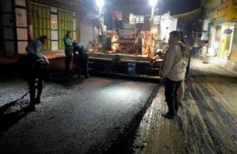 محافظ الشرقية: إعادة صيانة الطرق العامة بمركز بلبيس بتكلفة 8 ملايين جنيه | صور