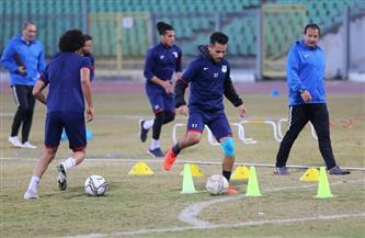 المصري يواجه المقاصة بحثا عن المركز الثالث في الدوري الممتاز