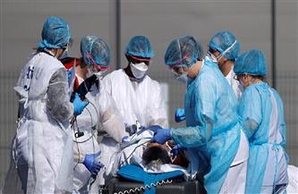 ارتفاع عدد مرضى كورونا بوحدات الرعاية المركزة في مستشفيات فرنسا