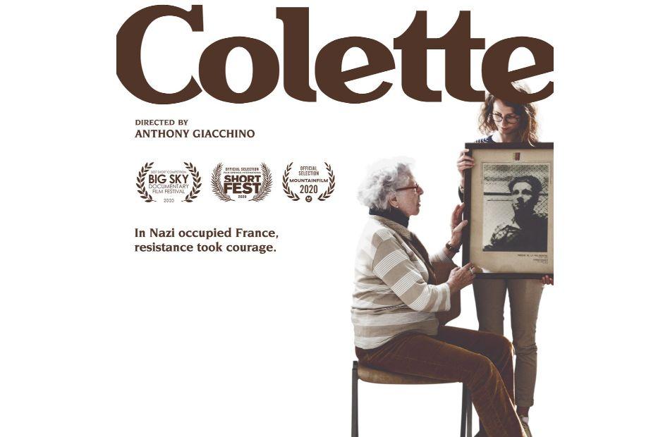 كوليت يفوز بأوسكار أفضل فيلم وثائقي قصير