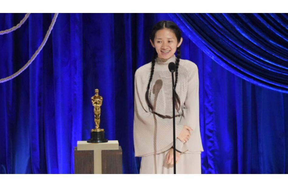 كلوي تشاو تقتنص جائزة النقاد الدوليين عن Nomadland