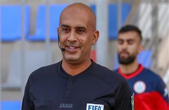 ترشيح الحكم عبدالله قاسم لإدارة مباريات كأس العالم لكرة الشواطئ