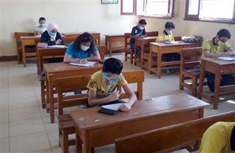 تعليم القاهرة: انتظام اللجان الامتحانية في امتحانات النقل عن شهر أبريل