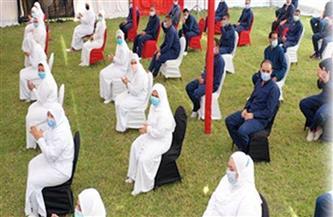 الإفراج عن 2674 من نزلاء السجون بمناسبة عيد تحرير سيناء   صور