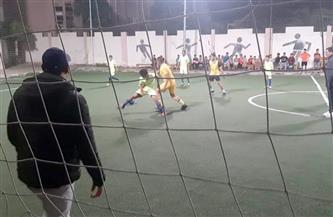 افتتاح دوري مؤسسات «أطفال بلا مأوى» بالإسكندرية | صور