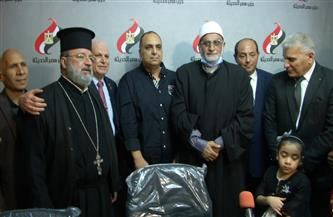 دعبس: «مصر الحديثة» يسعى دائمًا للتوسع لتنفيذ مهامه في خدمة المواطنين | صور