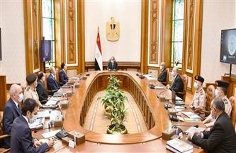 الرئيس السيسي يوجه بتطبيق أحدث وسائل الري لتعظيم الاستفادة الإنتاجية القصوى من المياه