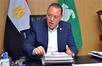 """محافظ الشرقية يُتابع معدلات تنفيذ الأعمال الجارية بالمدارس المدرجة ضمن مبادرة """"حياة كريمة"""""""