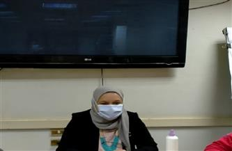 تكثيف الخدمات الطبية المقدمة لمرضى كورونا في سوهاج