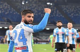 نابولي يفوز على سبيزيا 4-1.. وتعادل بولونيا مع أودينيزي 1-1 في الدوري الإيطالي