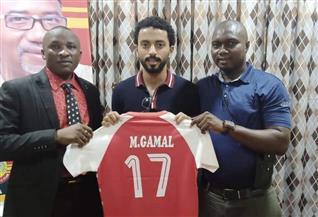 ويكي تورست النيجيري يتعاقد مع محمود جمال لاعب القومي