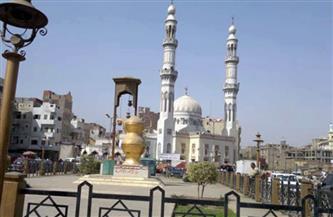 مسجد «العارف بالله» بسوهاج .. مقصد المصلين