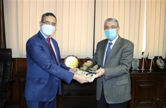 وزير الكهرباء يستقبل سفير الهند بالقاهرة لبحث سبل دعم وتعزيز التعاون بين البلدين في مجال الطاقة