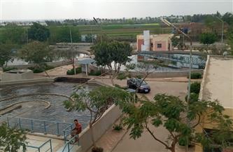 البيئة تشن حملات تفتيشية على محطات معالجة الصرف الصحي على مصرف الرهاوي