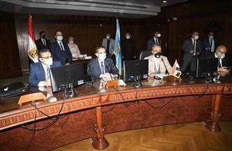 محافظ الغربية يشارك في اجتماع مجلس جامعة طنطا الثامن للعام الجامعي الحالى | صور