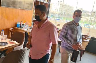 38 محضرا لمنشآت غذائية في المنصورة لم تلتزم بالإجراءات الاحترازية |صور